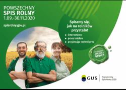 Materiały dotyczące spisu rolnego – warto się zapoznać