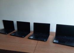 """Laptopy dla uczniów z programu """"Zdalna Szkoła"""""""